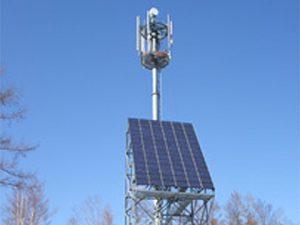 通信機器用局舎(シェルター)