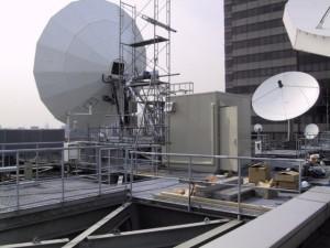 地上デジタル放送用局舎(シェルター)