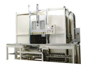 ロボットスプレー洗浄機
