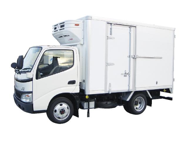 冷凍車 | 製品案内 | 株式会社北...