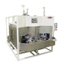 インデックス式スプレー洗浄機