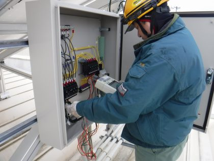 太陽光発電設備 保守点検
