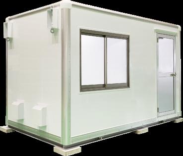 屋外設置用診察ボックス